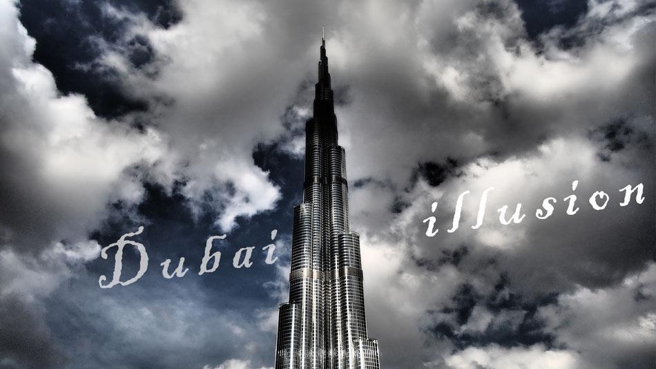 Dubai Burj Khalifa, Dubai Marina UAE
