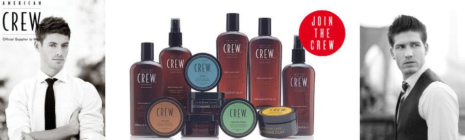 American Crew Produkte, Pflege für den Mann