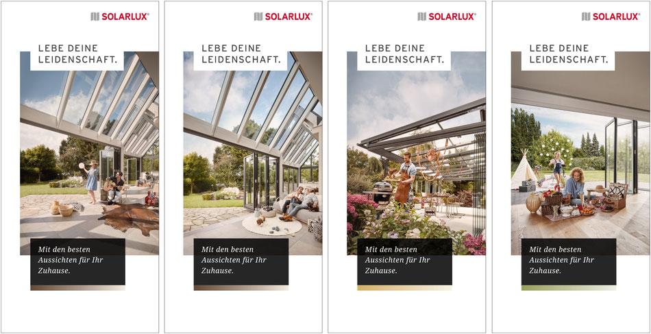 Kunde: Solarlux / Fotografin: Sonja Schäfer / Fashion-Styling & Set-Design: D. & A. Plattner GbR