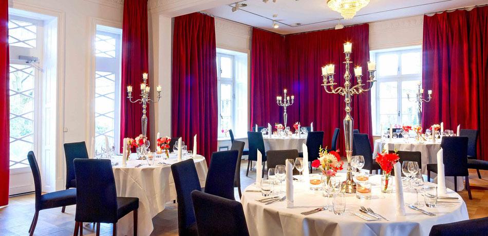 Firmen- und Privatevents im Theater im Zimmer in Hamburg