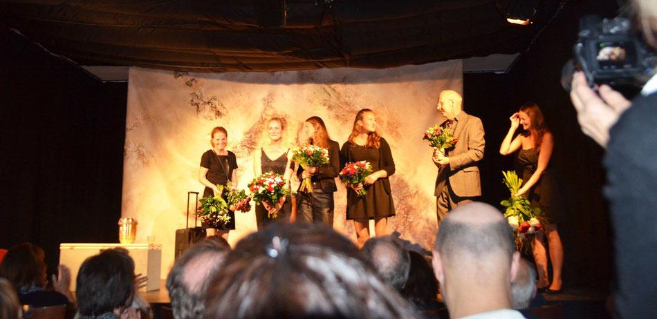 Whiskey and Sugar - Uraufführung im Theater im Zimmer Hamburg