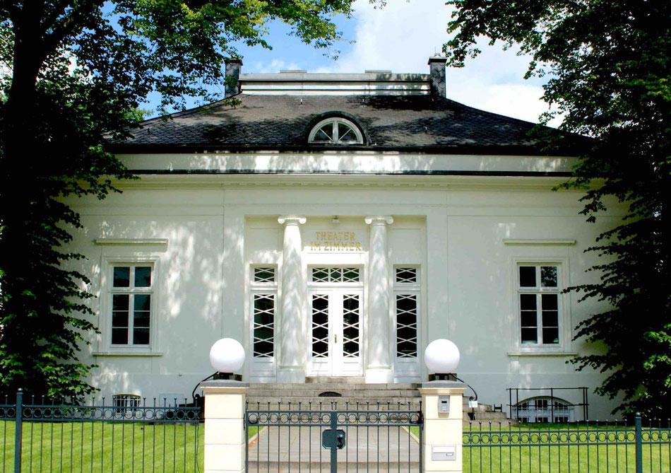 Villa für Kultur-, Theater- und Privat- wie auch Firmenveranstaltungen an der Alster