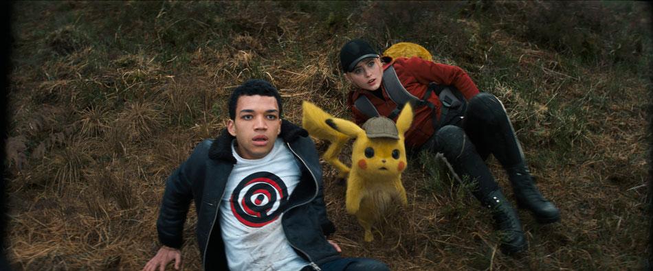 Meisterdetektiv Pikachu Filmbild