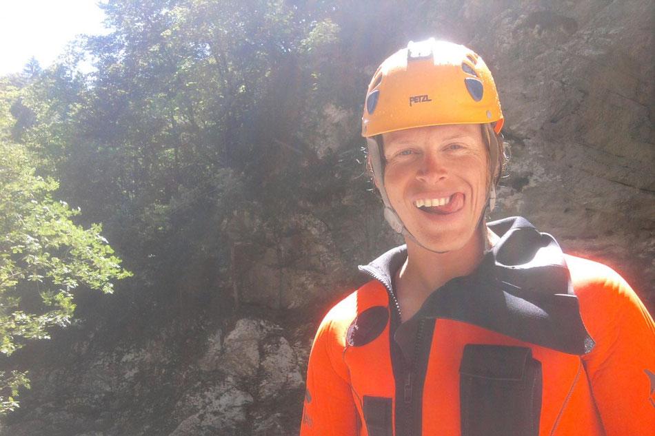 Vorstand Kärntner Schluchtenführerverband | Tobias Freiberger