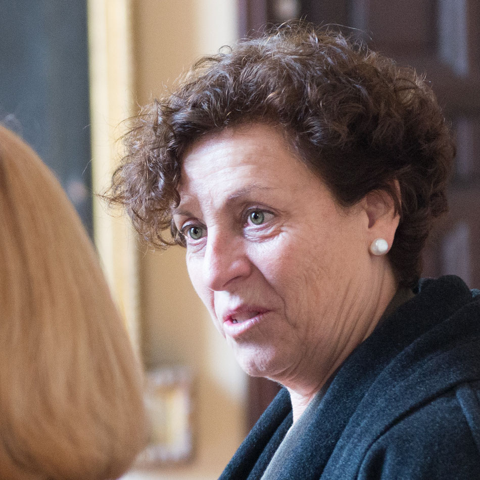 Joana Prats, Subdirectora de la Obra Social de la Caixa