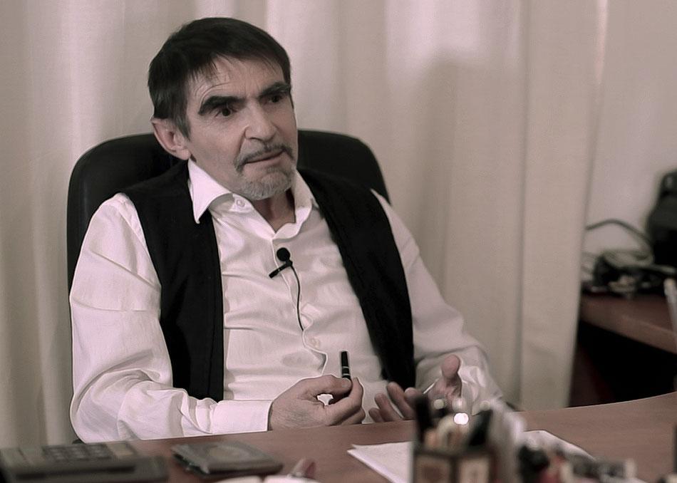 Socorro Arenas en el cortometraje ESTRELLA de Víctor Cruz