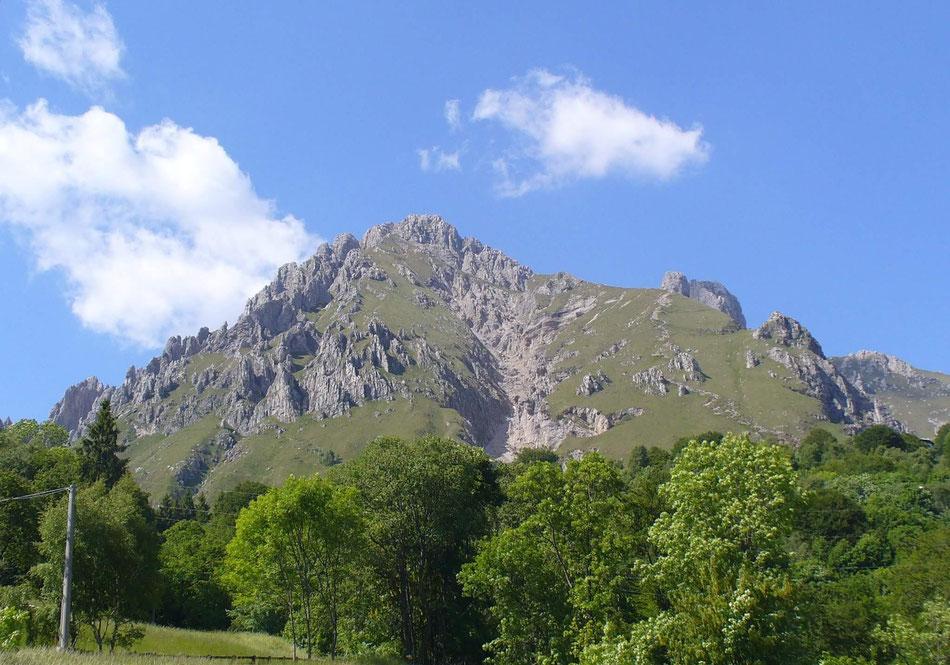Grigna Meridionale (2187 meters above sea level)