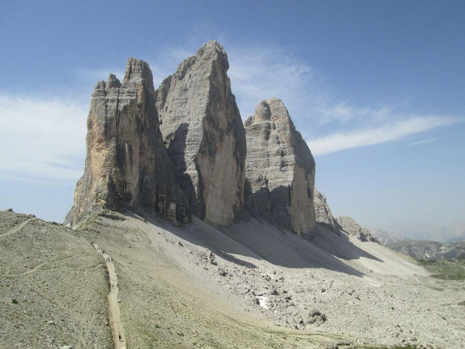Tre cime di Lavaredo - Drei Zinnen