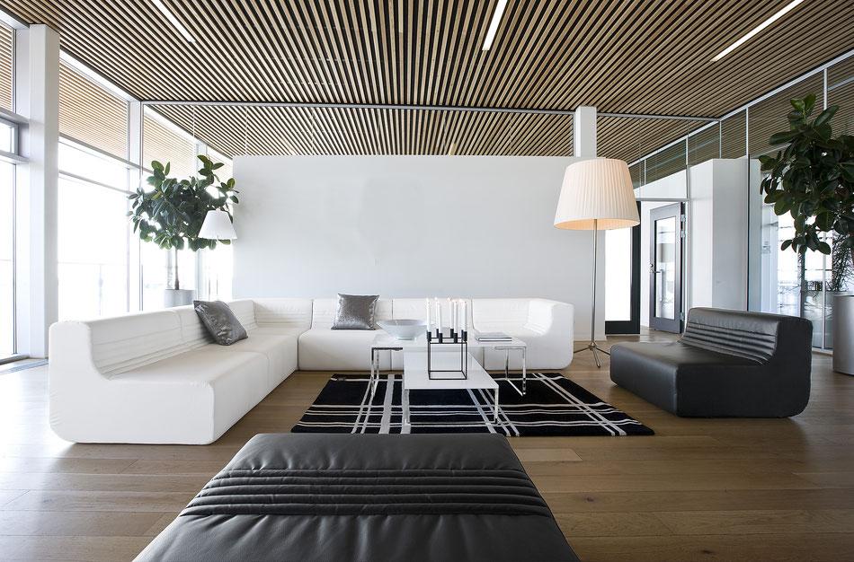 Sofa moduler auch für den Aussenbereich