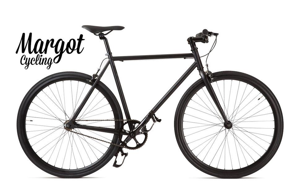 Modelo WILD BOY. Buje trasero flip-flop: Tú eliges si quieres conducirla como una fixed bike o a rueda libre como una bici común.