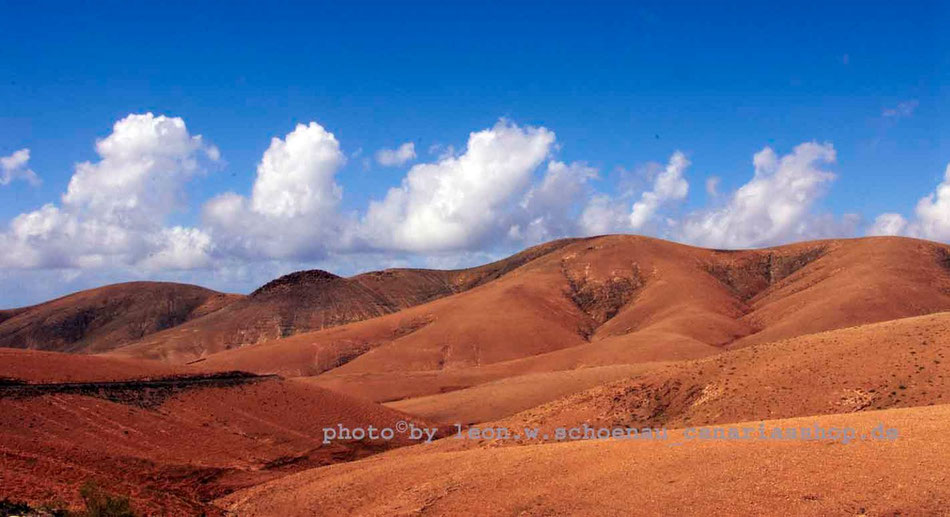 Fuerteventura_Landschaft bei Llanos de Concepción