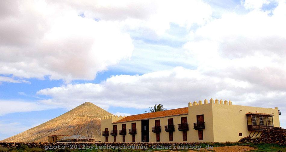 Fuerteventura_La Oliva_Casa de Los Coloneles1