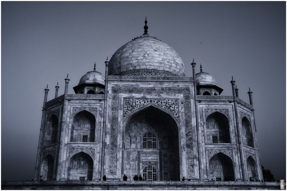 TAJ MAHAL (Agra/INDIA) / 2011