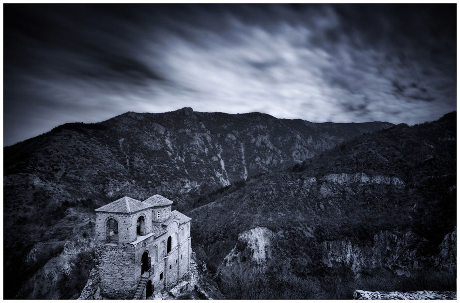 ASSEN`S FORTRESS (Rhodope Mountains/BULGARIA), 2015