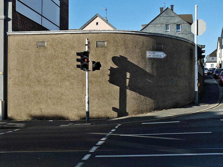 Post- Ecke Dürerstrasse