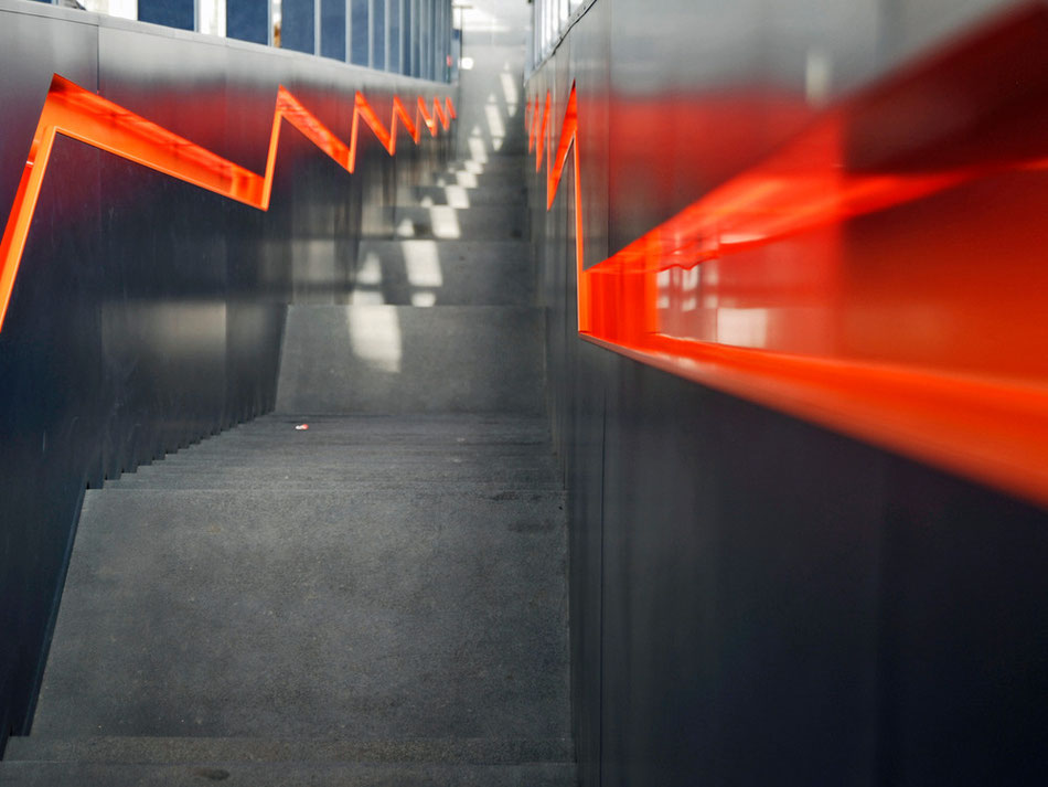 Zollverein Treppe