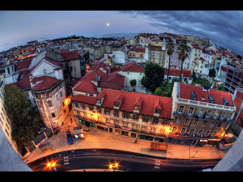 Lisboa - die Altstadt