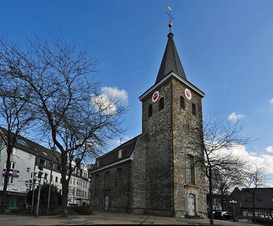 die Kirche im Dorf lassen...