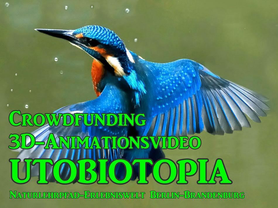 Vorschaubild Crowdfunding Utobiotopia