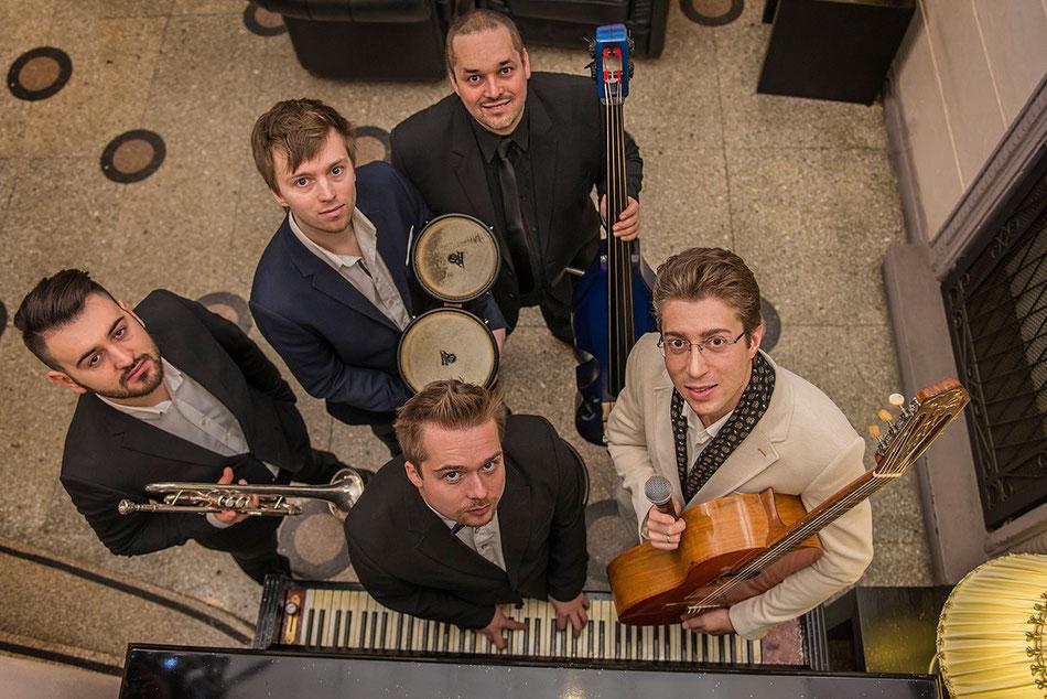 francesco bossa quartet san valentino 2015