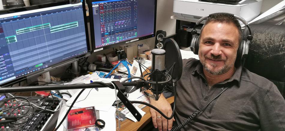 Klaus Wallerstorfer Der Radio Musik Stammtisch! Bis auf weiteres aus dem Studio in Bad Ischl