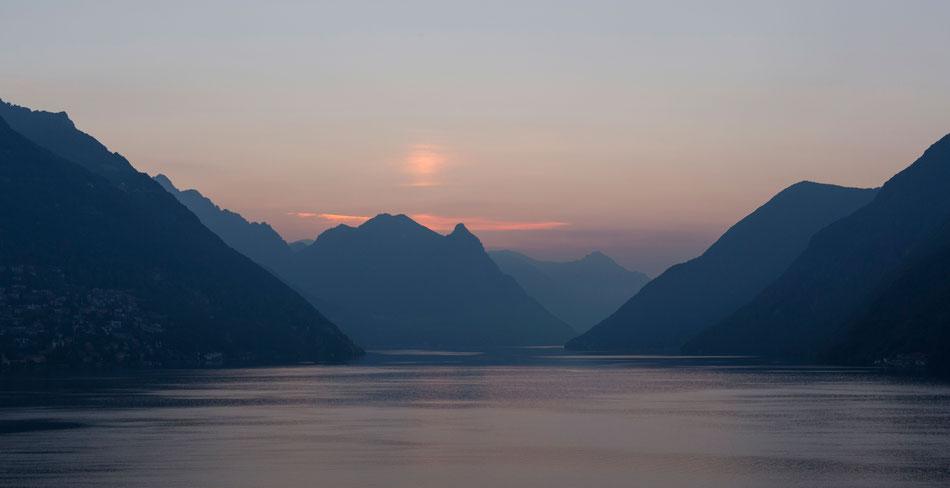 Lago di Lugano Sam Bührer Fotograf NOBELPICTURES