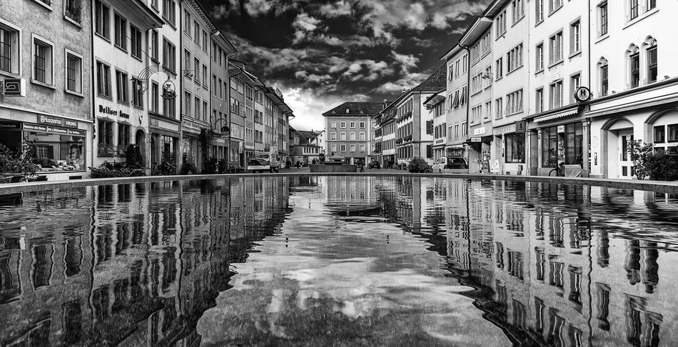 Steinberggasse, Winterthur, Sam Bührer, Fotograf, Altstadt