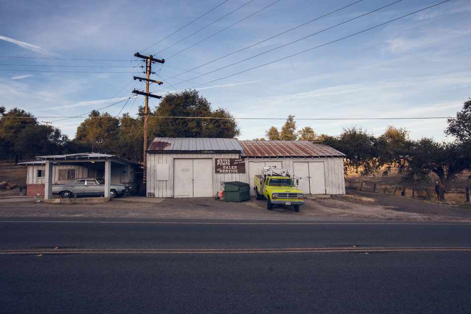 Mariposa, Kalifornien