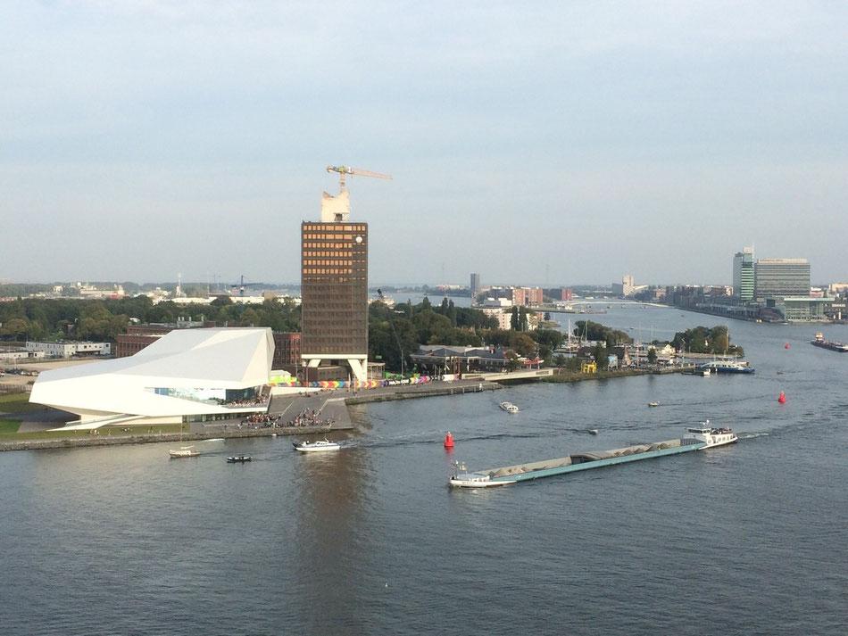 Die »Auster von Amsterdam« und großes Kino