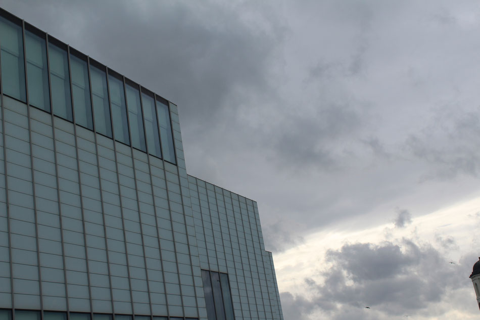 Turner Contemporary Building. Photo: M Smith