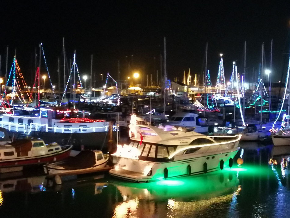 Ramsgate Harbour Iluminations 2019. Photo: MSmith
