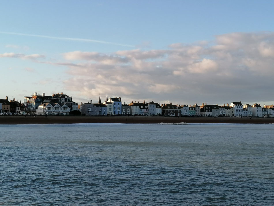 Deal Seafront With its Georgian and Victorian Architecture. Photo: MSmith