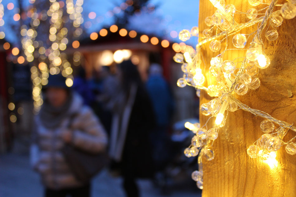 There will be lots of Christmas markets across Thanet. Photo Maria Peroni via Unsplash