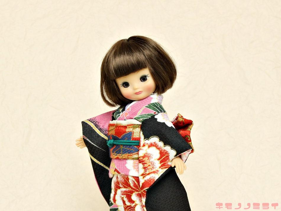 ベッツィー 着物,Betsy kimono,ベッツィー アウトフィット