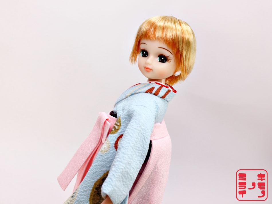 Blythe kimono,ruruko 袴,リカちゃん 着物