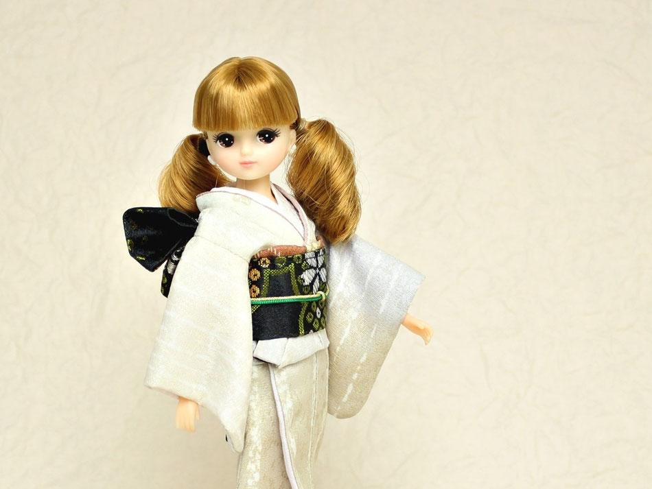 リカちゃん 和装,ブライス 着物,ダル 和服