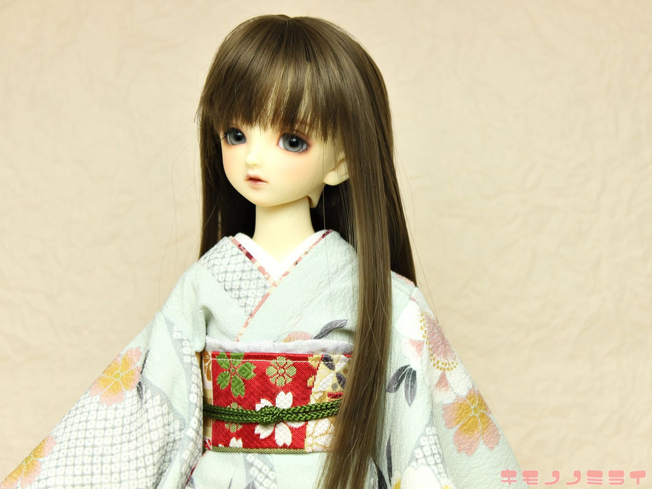MSD kimono,SDM 着物,ドルフィー 振袖