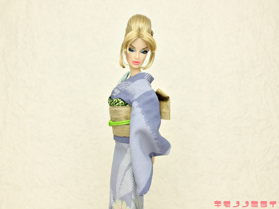 Fashion Royalty kimono,Fashion Royalty着物