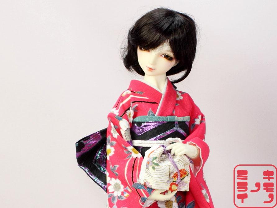 SD kimono,Super Dollfie 着物,ドルフィー 和装