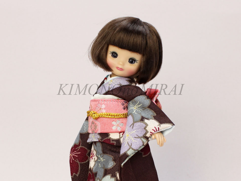 ベッツィー 着物,Betsy kimono,ドール 振袖