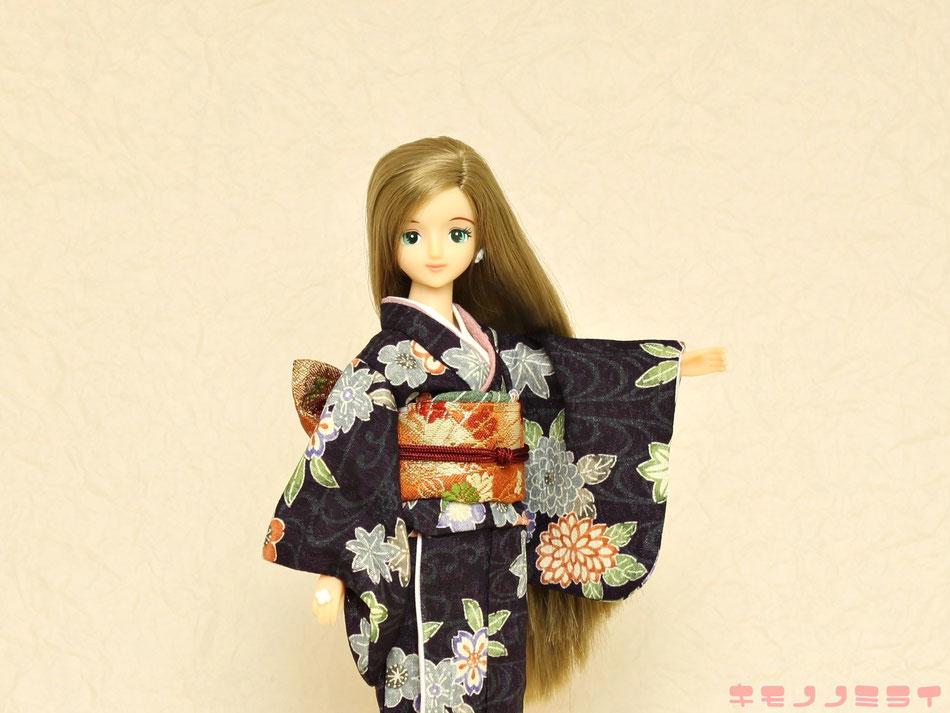 ジェニー着物、momoko kimono,Pullip kimono