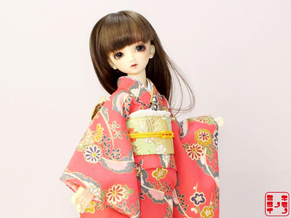 ドール 着物,リカちゃん 和服,SD 和装