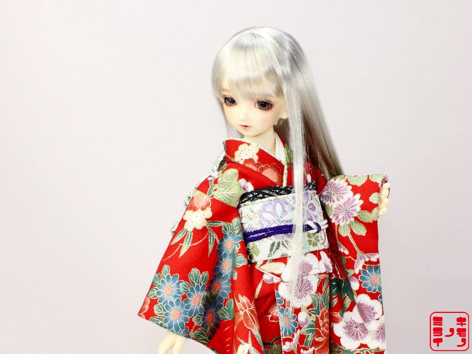 MSD 着物,SDM kimono,ドルフィー 振袖