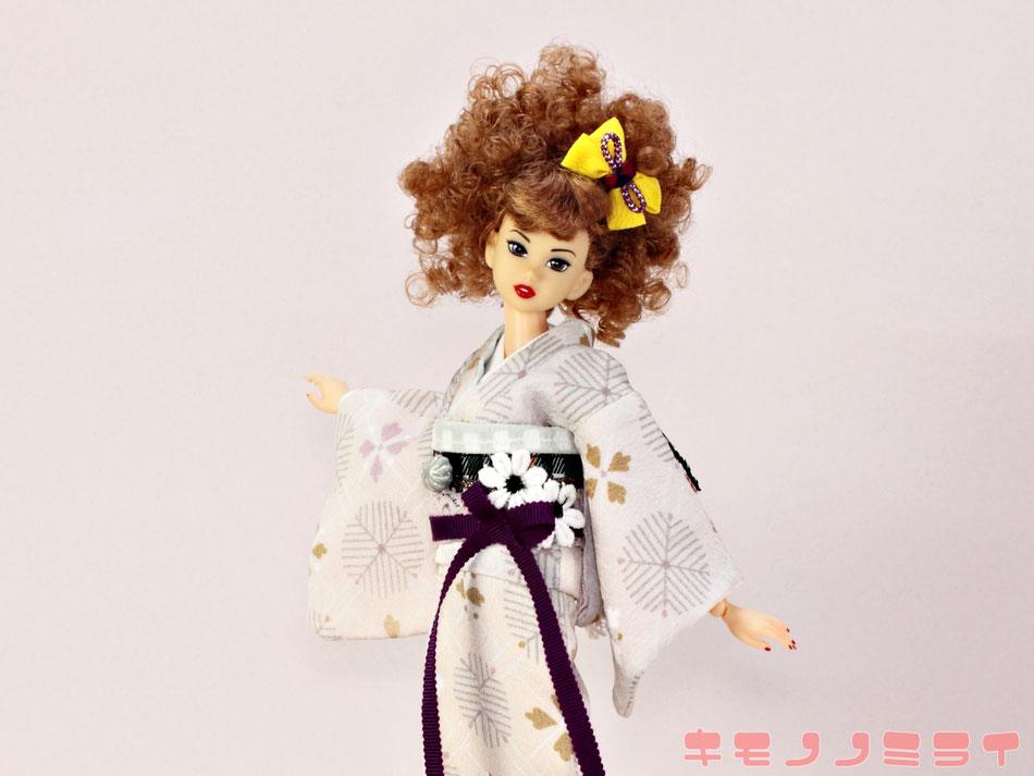 Jenny kimono,Momoko kimono,Pullip kimono、ジェニー 着物