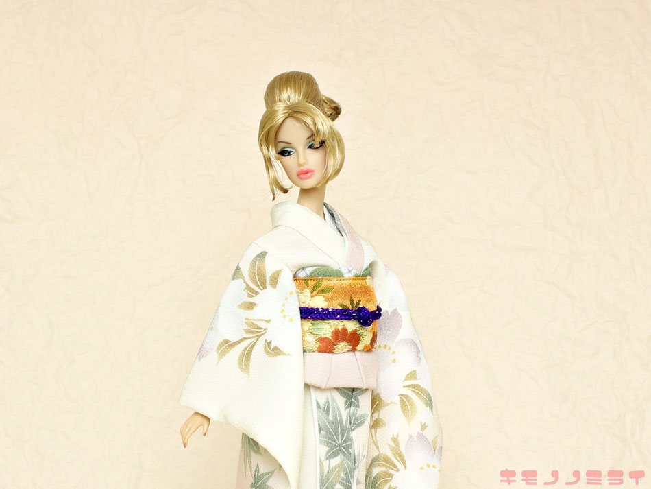 Fashion Royalty kimono,Fashion Royalty着物,Fashion Royalty kimono,FR 着物,Agnes,Anja,Echelon