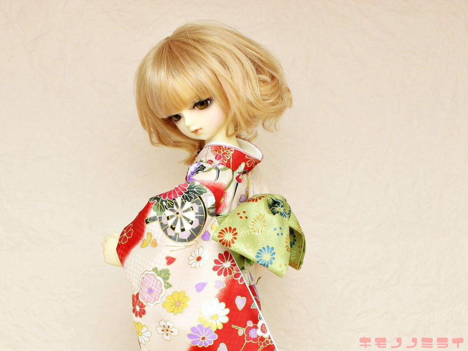 SDM 着物,MSD 振袖,SD kimono