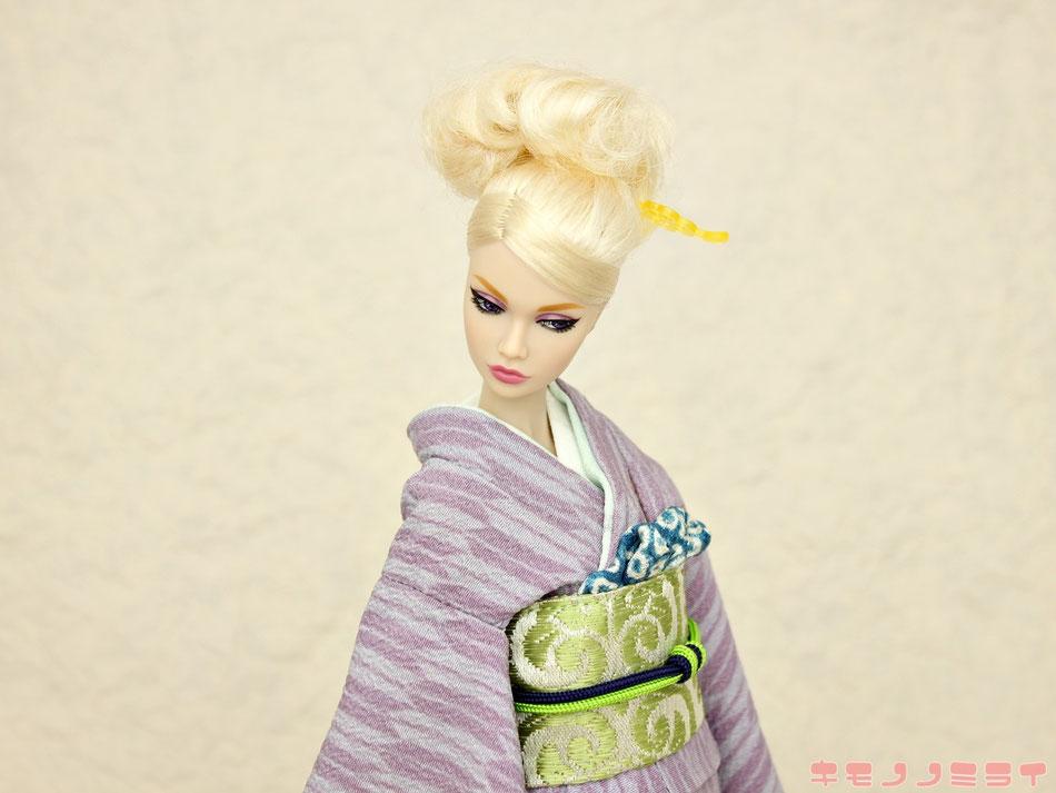Fashion Royalty kimono,Dress,Outfit,Gown,Barbie kimono,Poppy Parkar,FR NIPPON MISAKI,The Funny Face