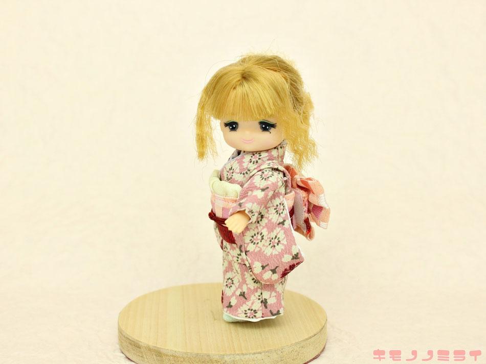 ミキマキ 着物,ドール 和服,人形 和装