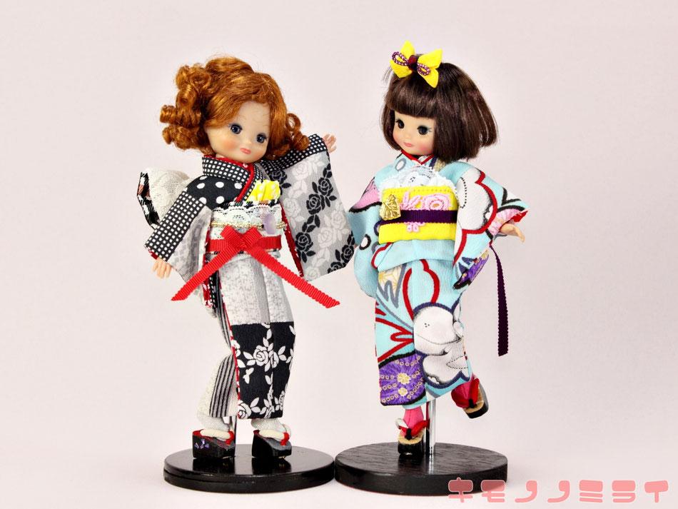 ベッツィー 着物,Betsy kimono,マッコール 和服