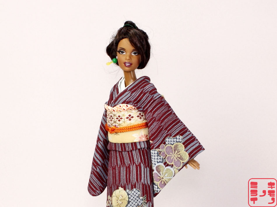 Fashion Royalty kimono,Dress,Outfit,Gown